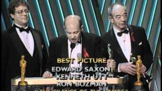 The Silence Of The Lambs Wins Best Picture: 1992 Oscars