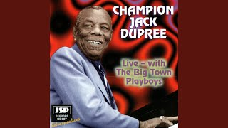 Watch Champion Jack Dupree Lawdy Lawdy video