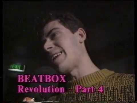 Beatbox (ABC TV) 1985/86 Sydney Mods filmed at The Hiphop Club