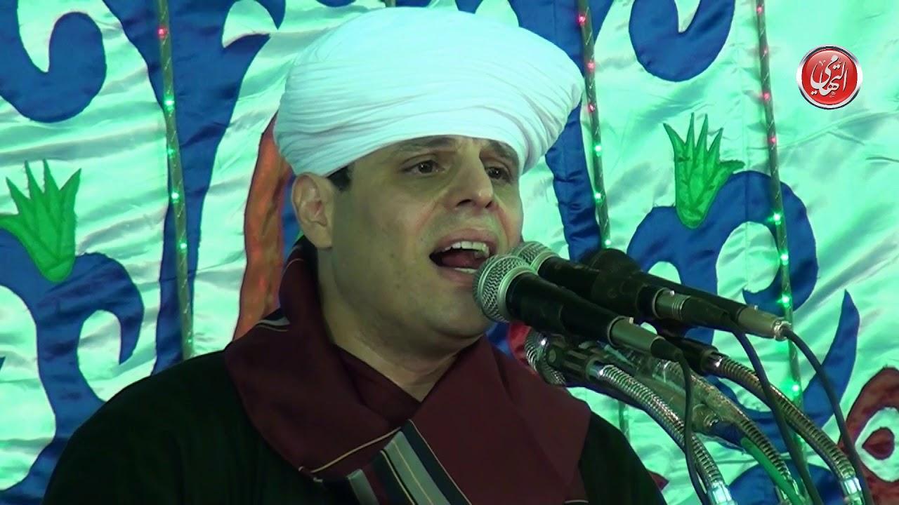 الشيخ محمود ياسين التهامي المولد النبوى بميدان الحسين 2017