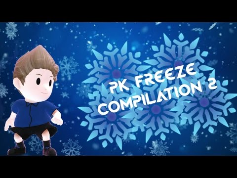 Lucas PK Freeze Compilation 2 - [Smash 4]