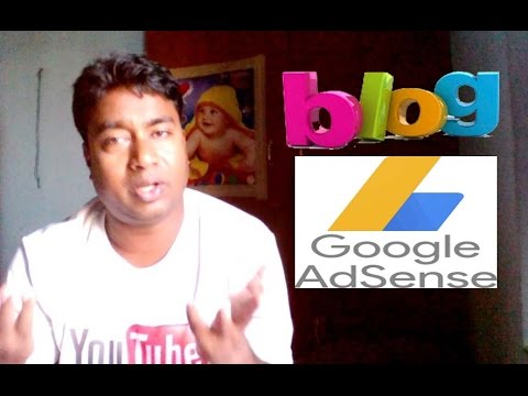 How to Create free blog !! Link Adsense to...