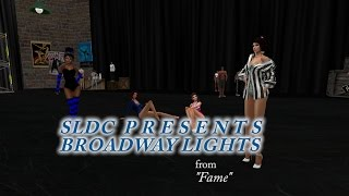 "Spirit Light Dance Company –Broadway: ""There She Goes/Fame"""