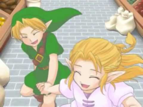 [The Legend of Zelda x Touhou] Fragrance of oriental sunflower -Ocarina of Time Manga version-