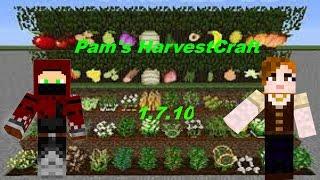 Mod Pam's HarvestCraft [Tutorial] [Español] [1.7.10] [Primera Parte]