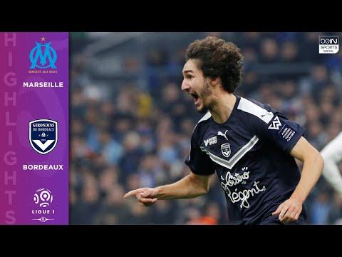Marseille 3 - 1 Bordeaux - HIGHLIGHTS & GOALS 12/8/19