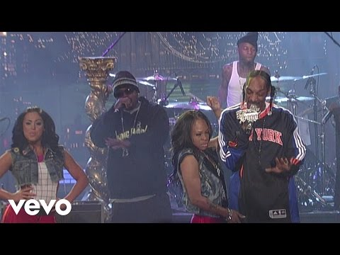 Snoop Dogg  Boom  on Letterman