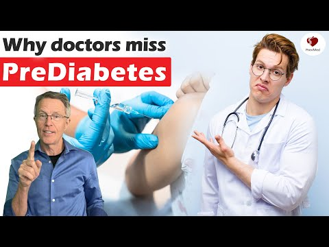Prediabetes Why Primary Care Doctors Miss It