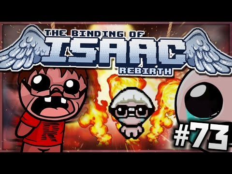 The Binding of Isaac: Rebirth – Hindsight is 20/20! (Episode 73)
