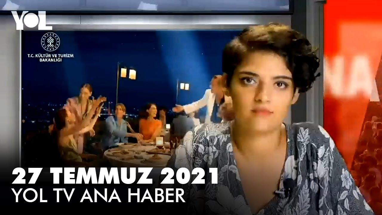 Turizm Bakanlığının İstanbul tanıtım videosu sosyal medyanın gündeminde | 27 Temmuz Yol TV Ana Haber