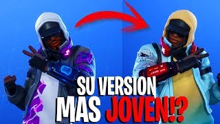 THE TRAVEL IN TIME OF THE SKIN STRATUS!! -SEASON 10 FORTNITE THEORIAS!!