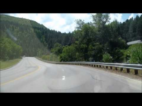 The Road Back To Deadwood & Lead South Dakota
