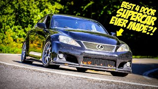 I Bought A 220,000 Mile, 450HP Lexus IS-F - 3 Year UPDATE! (And Our NEW Project Cars REVEALED!)