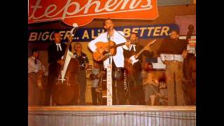 Johnny Cash - I Got Stripes (1961 Star Route USA live)