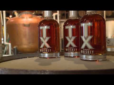 Made in North Texas: TX Blended Whiskey