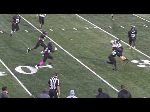 Ty Harris Highlights freshman LB 2019 Shadow Creek High School