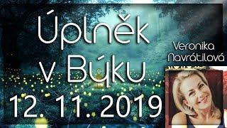 Veronika Navratilova   Úplněk V Býku 12. 11. 2019