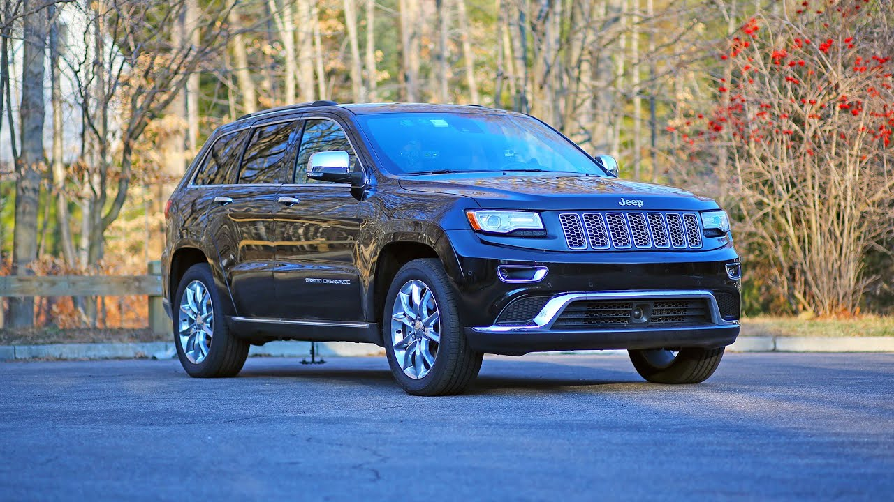 2015 jeep grand cherokee summit 5 7 hemi review youtube. Black Bedroom Furniture Sets. Home Design Ideas