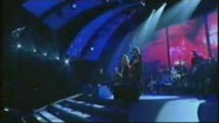 Jeff Lynne and ELO performing the classic Strange Magic during the ...
