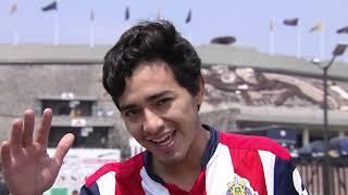 FUT AZTECA | Color Pumas 2-1 Chivas | Azteca Deportes