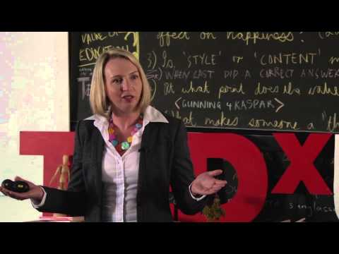 A world where doctors took no risks: Elmi Muller at TEDxUCT