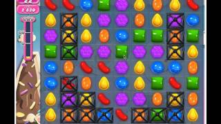 Candy Crush Saga Level 47 - 1 Star No Boosters