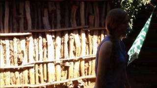 Peace Corps Amy Sage Cribs In  Ethiopia - አሜሪካዊቷ የሰላም ጓድ አባል ኤሚ ሳጅ የኢትዮጵያ ኑሮዋን ስታስጎበኘን