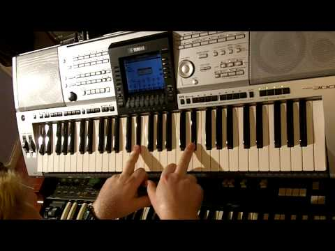 MADNESS. IT MUST BE LOVE. KEYBOARD TUTORIAL.(keyboard credit to)MIKE BARSON. mp3
