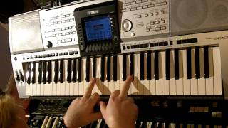 MADNESS. IT MUST BE LOVE. KEYBOARD TUTORIAL. .MIKE BARSON