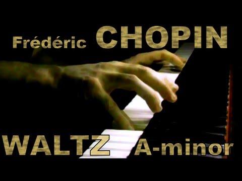 Frédéric CHOPIN: Waltz in A minor (Op. Posth.) [v03]