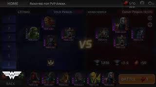 BTATP vs DS-LOBO!! (PvP action)