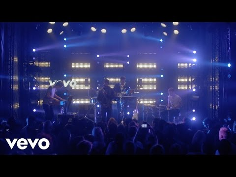 SG Lewis - All Night ft. Dornik (Live) - Vevo @ The Great Escape 2016