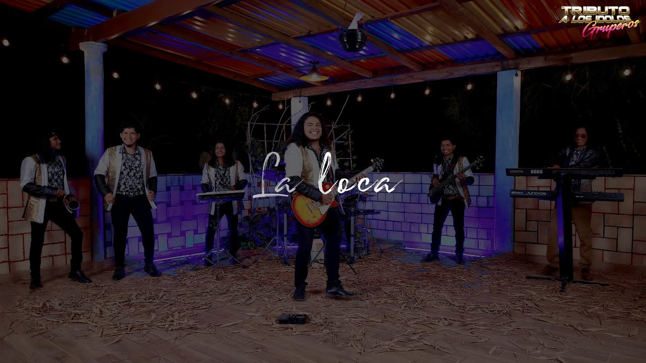 Download Los Creyentes Del Poder - La Loca (Video Oficial)