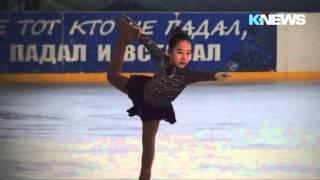 Чемпионат Бишкека по фигурному катанию