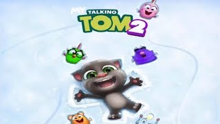 Мой Говорящий Том 2 Сборник Зимних приключений Тома