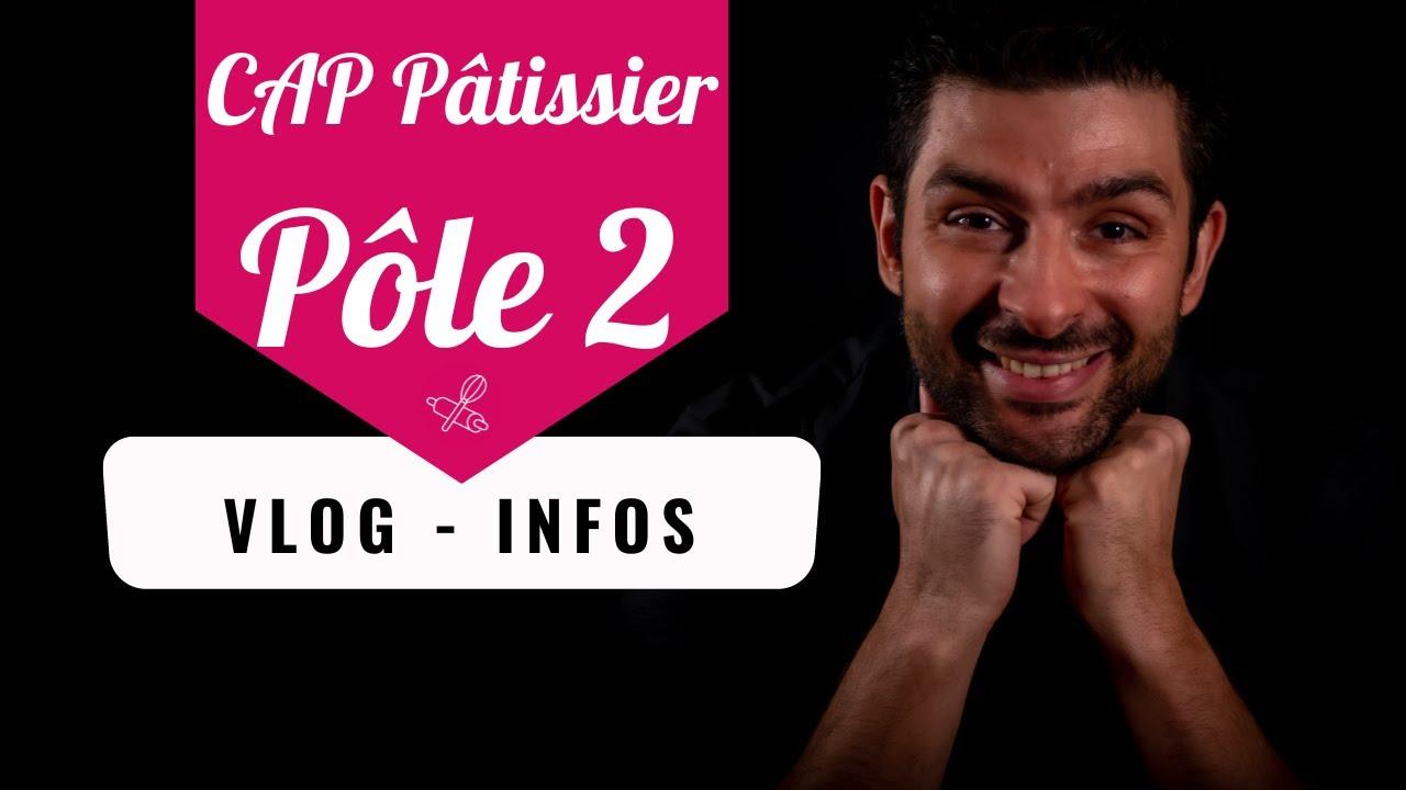CAP Pâtissier : décryptage de l'épreuve pratique EP2