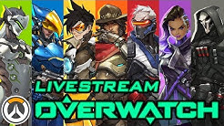Loliwatch, Protection of the Cute | Overwatch (PC) Livestream
