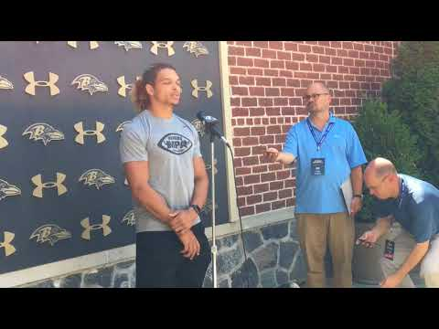 Ravens' Willie Snead wants to bring Drew Brees' wisdom to Baltimore