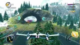 BEST race game EVER!!! (SkyDrift)