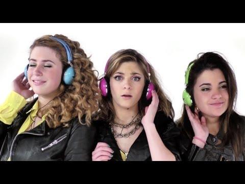 Lisa, Amy & Shelley - Boemerdeboem - Officiële Videoclip