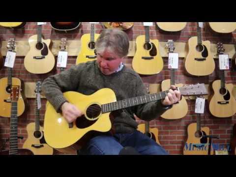 Martin Guitars OMC-18E Demo - Manchester Music Mill