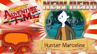 NEW HERO | Hunter Marceline | #029 | Bloons Adventure Time TD | PL