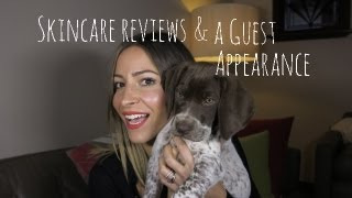 Skincare Reviews & Guest Appearance