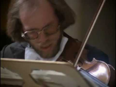 """A. Vivaldi - Le quattro stagioni - """"Winter"""" (Gidon Kremer) 1981"""
