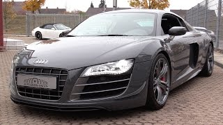 Pure Sound: Cold Start & Tour Compilation (Audi R8 GT, Audi R8 V10 Plus, Maserati Gran Turismo S)