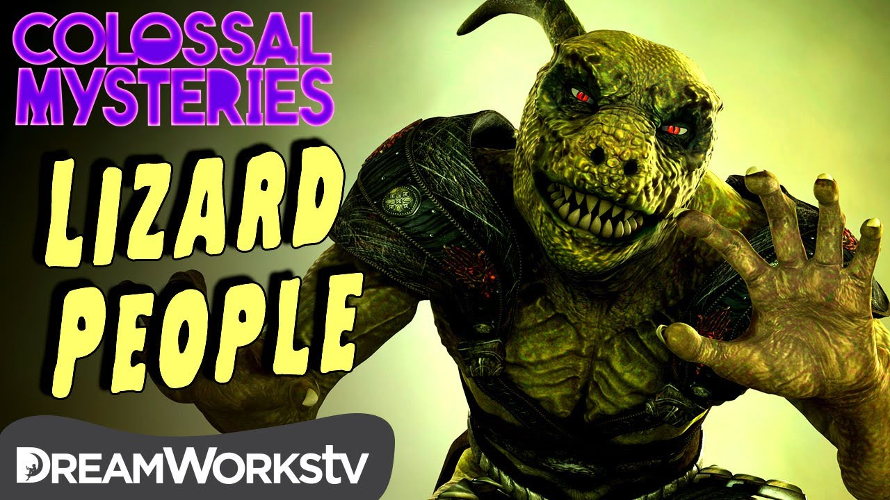 Download Do 'Lizard People' Run the World? | COLOSSAL MYSTERIES | Learn #withme