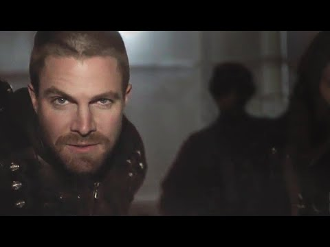 Arrow Season 7 Gag Reel