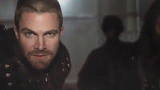 Arrow Season 7 Gag Reel