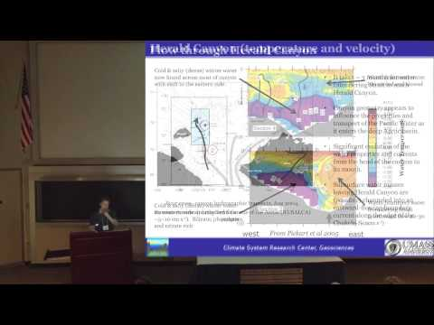 Oceanography Modern Processes and Paleo Modeling. Condron