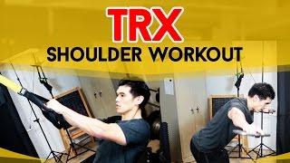 trx shoulder workout